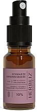 Fragrances, Perfumes, Cosmetics Blackcurrant Oil Mouth Spray 10% - Herbliz CBD Oil Mouth Spray 10%