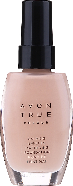 """Calming Effect Foundation """"Calm Radiance"""" - Avon Calming Effects"""