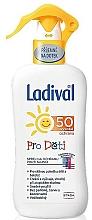 Fragrances, Perfumes, Cosmetics Sun Spray for Kids - Ladival SPF50