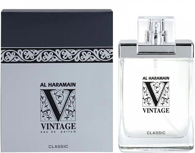 Al Haramain Vintage Classic - Eau de Parfum — photo N1