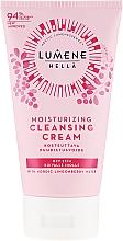 Fragrances, Perfumes, Cosmetics Moisturizing & Cleansing Face Cream - Lumene Moisturizing Cleansing Cream