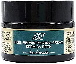 Fragrances, Perfumes, Cosmetics Foot Cream - Hristina Cosmetics Handmade Heel Reapir Pharma Cream