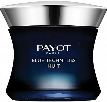 Night Chronoactive Balm - Payot Blue Techni Liss Nuit