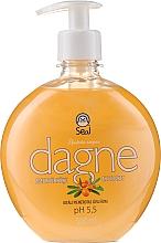 """Fragrances, Perfumes, Cosmetics Liquid Soap """"Sea-Buckthorn"""" - Seal Cosmetics Dagne Liquid Soap"""