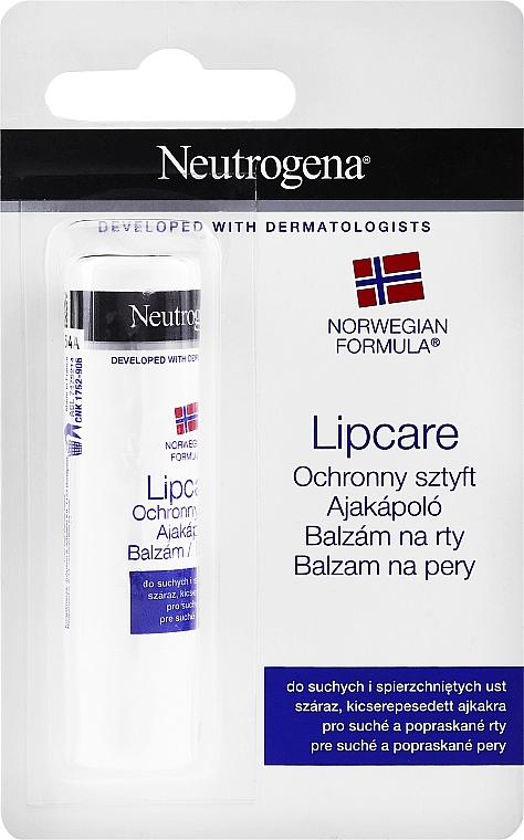 Protective Lipstick - Neutrogena Norwegian Formula Lipcare SPF4
