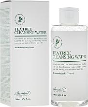 Fragrances, Perfumes, Cosmetics Tea Tree Cleansing Water - Benton Tea Tree Cleansing Water
