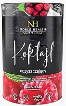 Fragrances, Perfumes, Cosmetics Cleansing Raspberry Cocktail - Noble Health Slim Line Raspberry Detox Cocktail
