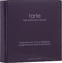 Fragrances, Perfumes, Cosmetics Highlighter - Tarte Cosmetics Amazonian Clay 12-hour Highlighter