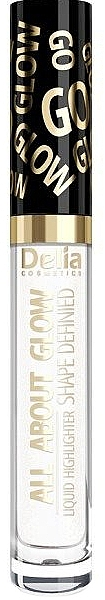 Liquid Highlighter - Delia All About Glow Shape Defined Liquid Highlighter