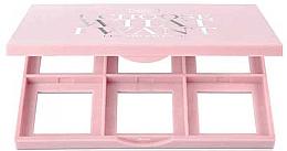 Fragrances, Perfumes, Cosmetics Large Makeup Palette - Wibo I Choose What I Want Big Empty Makeup Palette