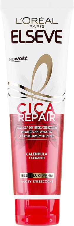 Leave-In Balm for Damaged Hair - L'Oreal Paris Elseve Total Repair 5 Cica Repair