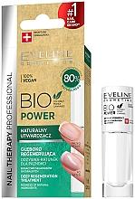 Fragrances, Perfumes, Cosmetics Nail Hardener - Eveline Cosmetics Nail Therapy Bio Power