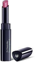 Fragrances, Perfumes, Cosmetics Moisturizing Lipstick - Dr.Hauschka Sheer Lipstick