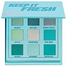 Fragrances, Perfumes, Cosmetics Eyeshadow Palette - Makeup Obsession Keep It Fresh Shadow Palette