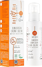 Fragrances, Perfumes, Cosmetics Waterproof Sunscreen Cream SPF20 - Anthyllis Sunscreen Creama Solar Water Resistant