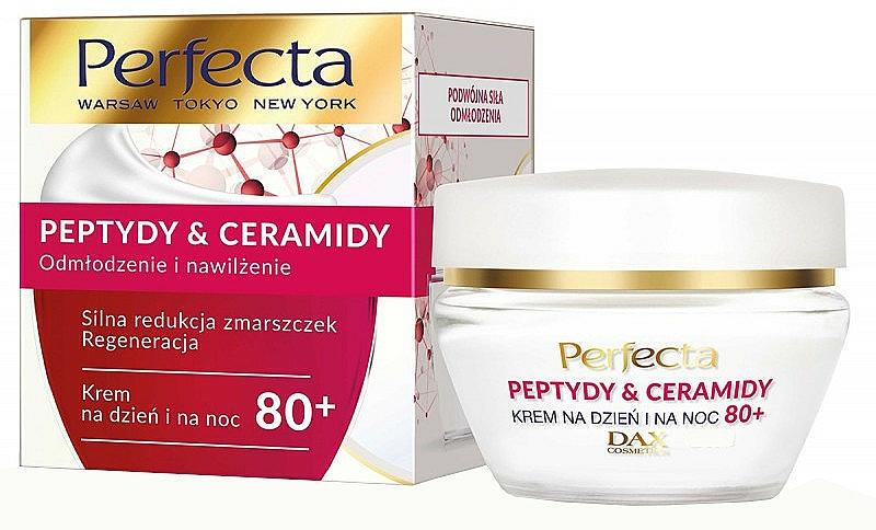 Regenerating Cream 80+ - Perfecta Peptydy&Ceramidy