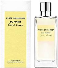 Fragrances, Perfumes, Cosmetics Angel Schlesser Eau Fraiche Citrus Pomelo - Eau de Toilette