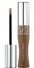 Fragrances, Perfumes, Cosmetics Fixing Brow Mascara - Dior Diorshow Pump 'N' Brow
