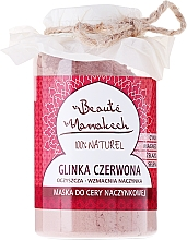 Fragrances, Perfumes, Cosmetics Moroccan Red Clay - Beaute Marrakech Red Clay
