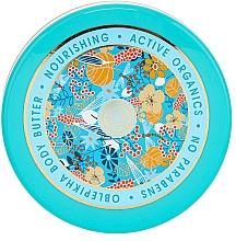 "Fragrances, Perfumes, Cosmetics Sea Buckthorn Body Butter ""Nourishing"" - Natura Siberica"