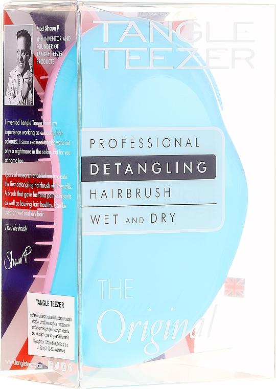 Hair Brush - Tangle Teezer The Original Turquoise Dream