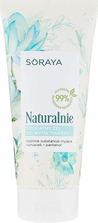 Delicate Washing Gel - Soraya Naturally