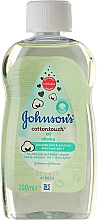 """Fragrances, Perfumes, Cosmetics Baby Oil """"Cotton Touch"""" - Johnson's Baby Cotton Touch Oil"""