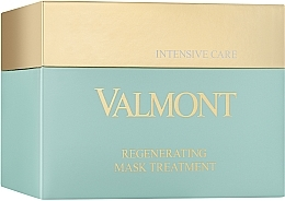 Fragrances, Perfumes, Cosmetics Regenerating Mask Treatment Set - Valmont Intensive Care Regenerating Mask Treatment (mask/5x35g + serum/5x1.8ml + water/60ml)