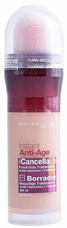 Foundation - Maybelline Instant Anti-Age Make Up