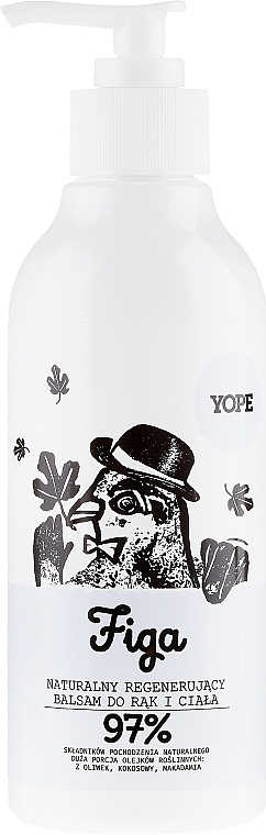 Hand & Body Balm - Yope Fig Natural Hand And Body Balm