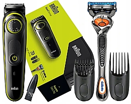 Fragrances, Perfumes, Cosmetics Beard Trimmer - Braun BT 3941