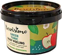 Fragrances, Perfumes, Cosmetics Body Peeling - Berrisimo Green Tonic Body Peeling