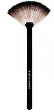 Fragrances, Perfumes, Cosmetics Makeup Fan Brush - Bellapierre Fan Brush
