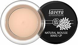 Fragrances, Perfumes, Cosmetics Face Foundation Mousse - Lavera Natural Mousse Make Up Cream Foundation