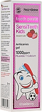 Fragrances, Perfumes, Cosmetics Toothpaste - Frezyderm SensiTeeth Kids Tooth Paste 1000ppm
