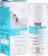 Fragrances, Perfumes, Cosmetics Scent-Free Sun Lotion - Eco Cosmetics Sun Lotion SPF 30
