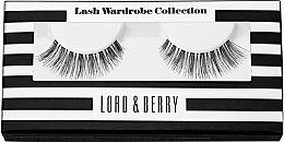Fragrances, Perfumes, Cosmetics Fake Lashes, natural EL1 - Lord & Berry Lash Wardrobe Collection
