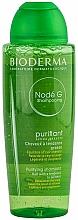 Fragrances, Perfumes, Cosmetics Oily Hair Shampoo - Bioderma Node G Purifying Shampoo