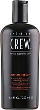 Fragrances, Perfumes, Cosmetics Balancing Anti-Dandruff Shampoo for Oily Scalp - American Crew Anti Dandruff+Sebum Control Shampoo