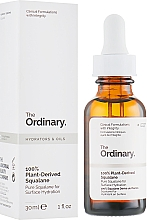 Fragrances, Perfumes, Cosmetics 100% Plant-Derived Squalane Oil - The Ordinary 100% Plant-Derived Squalane