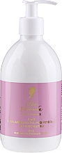 Fragrances, Perfumes, Cosmetics Pani Walewska Sweet Romance - Perfumed Bath Foam (with pump)