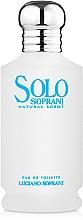 Fragrances, Perfumes, Cosmetics Luciano Soprani Solo Soprani - Eau de Toilette