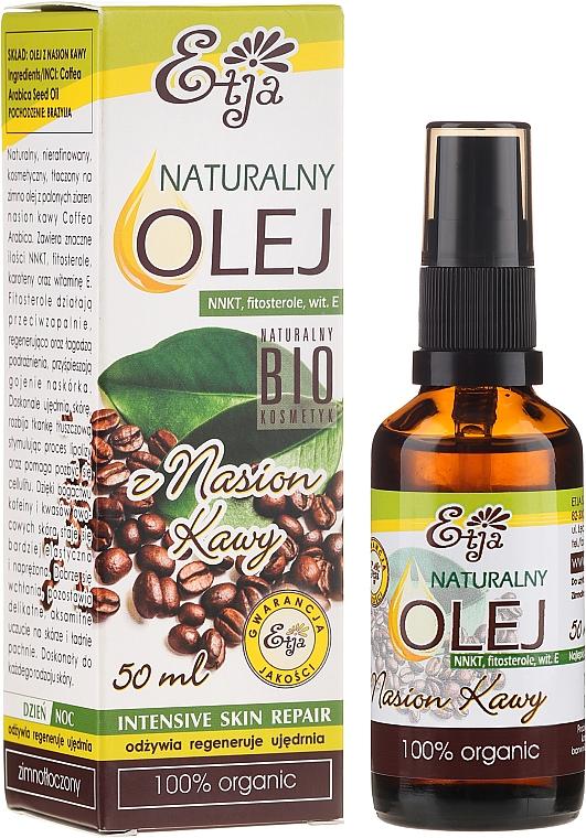Natural Coffee Beans Oil - Etja Natural Oil