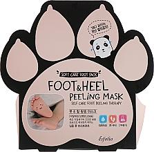 Fragrances, Perfumes, Cosmetics Foot & Heel Peeling Mask - Esfolio Foot & heel Peeling Mask