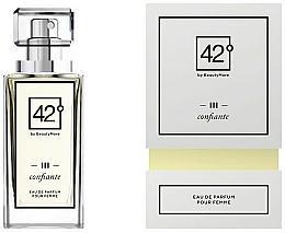 Fragrances, Perfumes, Cosmetics 42° by Beauty More III Confiante - Eau de Parfum