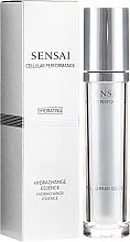 Fragrances, Perfumes, Cosmetics Face Essence - Kanebo Sensai Cellular Performance Hydrachange Essence