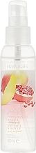 "Fragrances, Perfumes, Cosmetics Body Lotion-Spray ""Refreshing. Juicy Pomegranate and Mango"" - Avon Naturals"