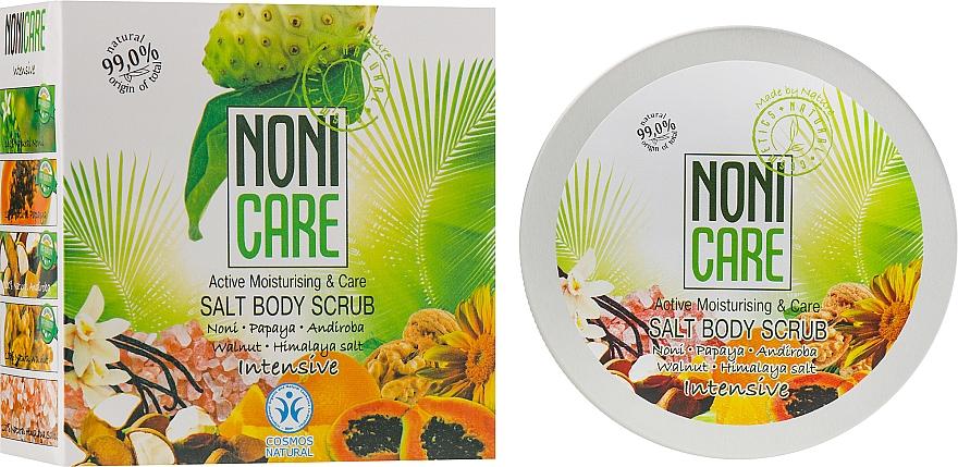 Himalayan Salt Body Scrub - Nonicare Intensive Salt Body Scrub — photo N1