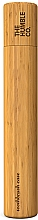 Fragrances, Perfumes, Cosmetics Bamboo Toothbrush Case for Kids - The Humble Co. Toothbrush Case Kids
