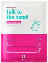 Fragrances, Perfumes, Cosmetics Hand Mask - Leaders Essential Wonders Talk To The Hand! Mask